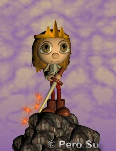 Король Артур и меч Экскалибур