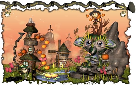 Сказочные миры из бисера