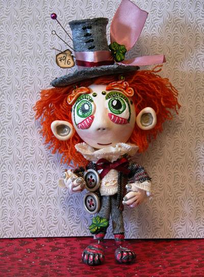шляпник из Алисы в стране чудес