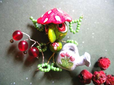 Гоблин садовник