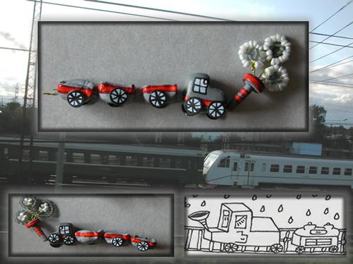 Поезда и дороги