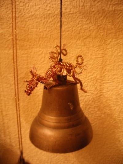 Дракон на колокольне