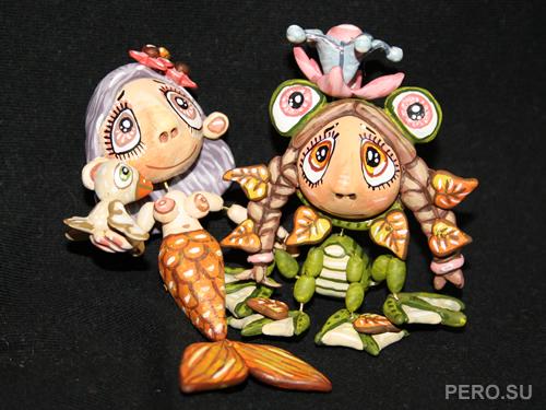 Русалка и царвна-лягушка