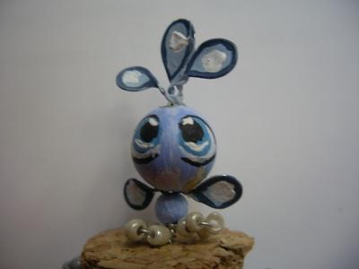 Синий птенец