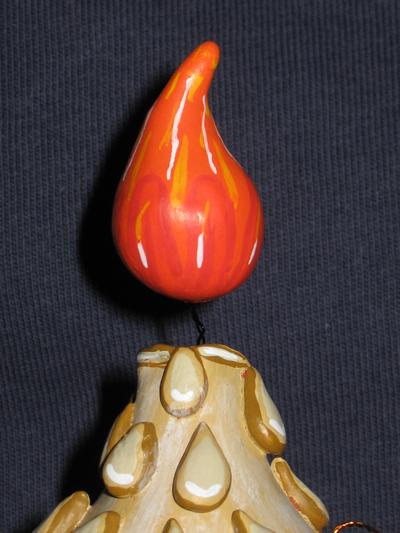 Чудесная свеча