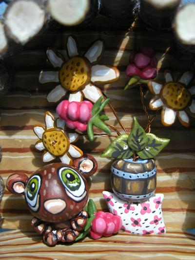 Солнышки-ромашки